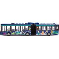 Siku Super Kloubový autobus tmavě modrý The  Aguapark
