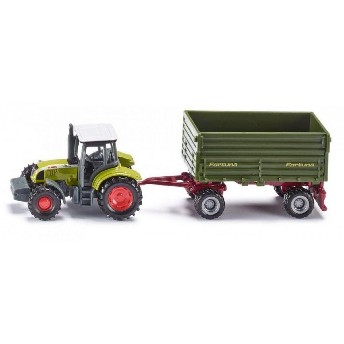 Siku 1634 Traktor s přívěsem