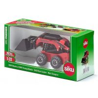 Siku 3049  Šmykové auto s nakladačom 2