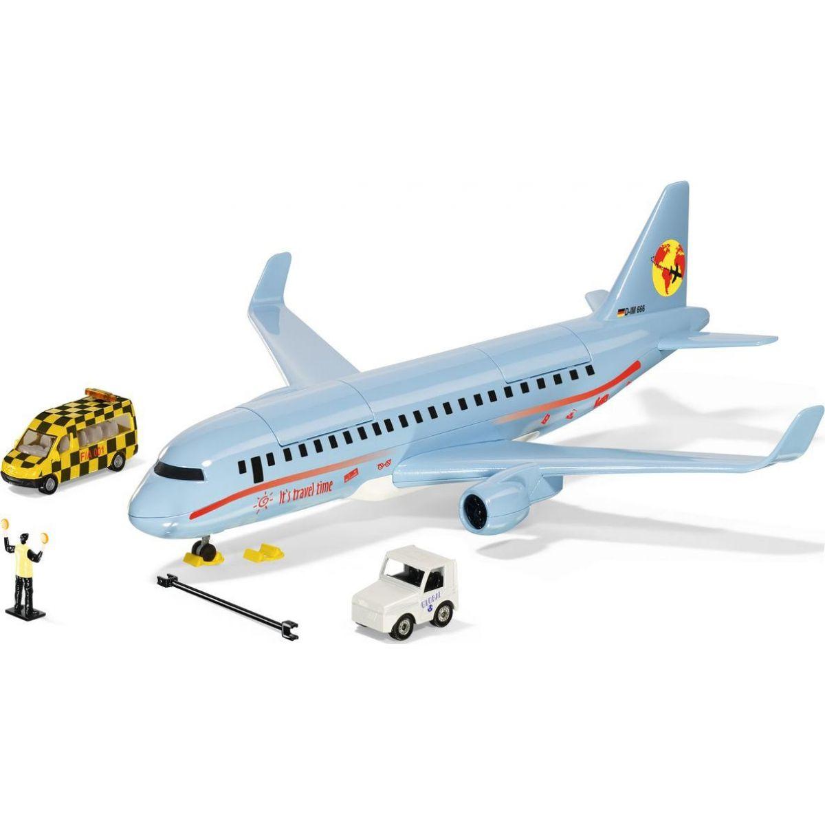 Siku Letadlo a příslušenství