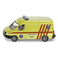 Siku Ambulance dodávka česká verze
