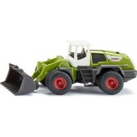 Siku Blister Traktor Claas Torion s předním ramenem