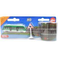 Siku Blister Lokálne vlak s pásom s koľajami 4