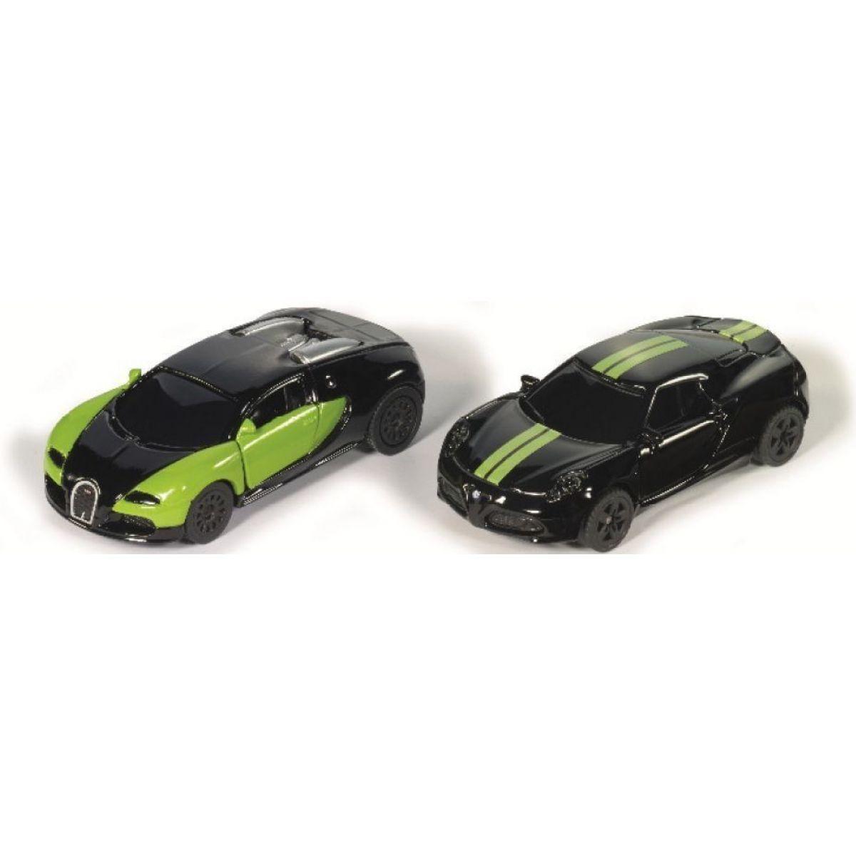 Siku Blister černo & zelená Special Edition