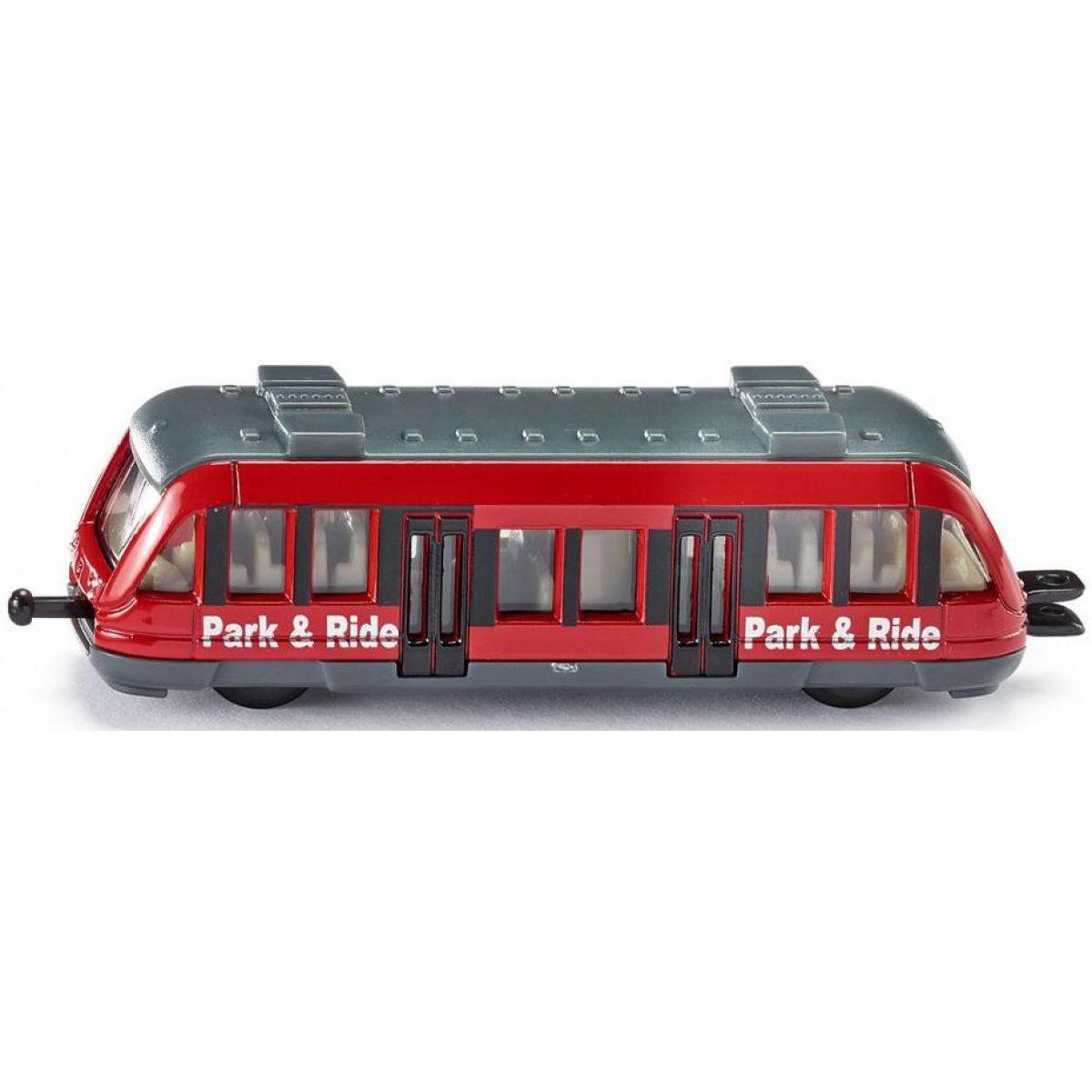 SIKU Blister Příměstský vlak 1:87