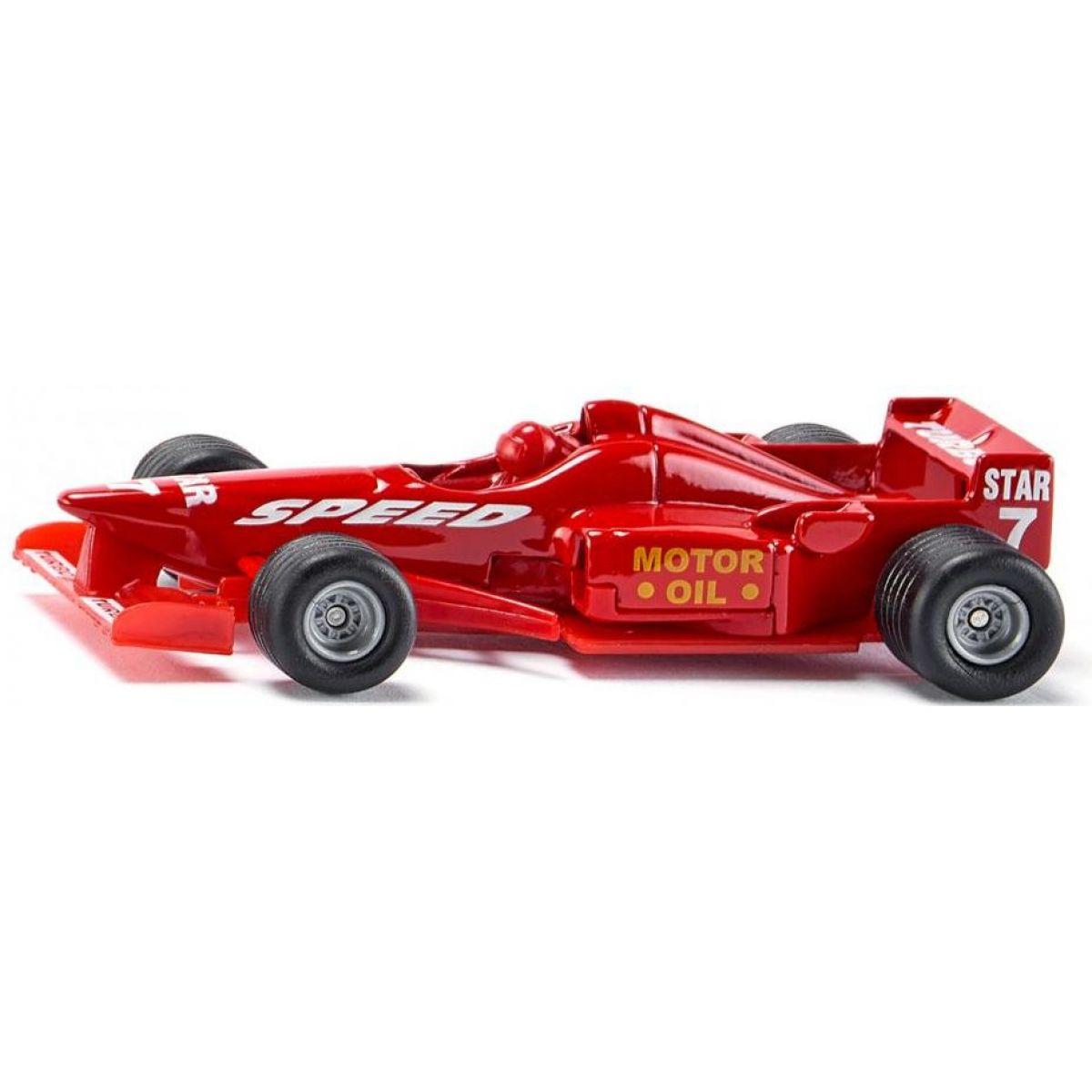 Siku Kovový model auta SIKU Blister Závodní auto Formule 1 7407