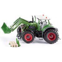Siku Control 6778 RC Traktor Fend Vario s předním nakladačem 2