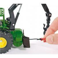Siku Farmer Lesnický traktor John Deere 1:50 3