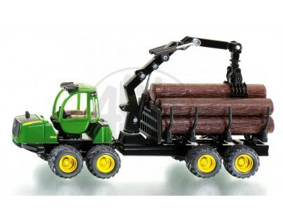 Siku Farmer 1992 John Deere Forwarder 1:50