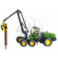 Siku 4059 Farmer Lesnický Harvestor John Deere 1:32