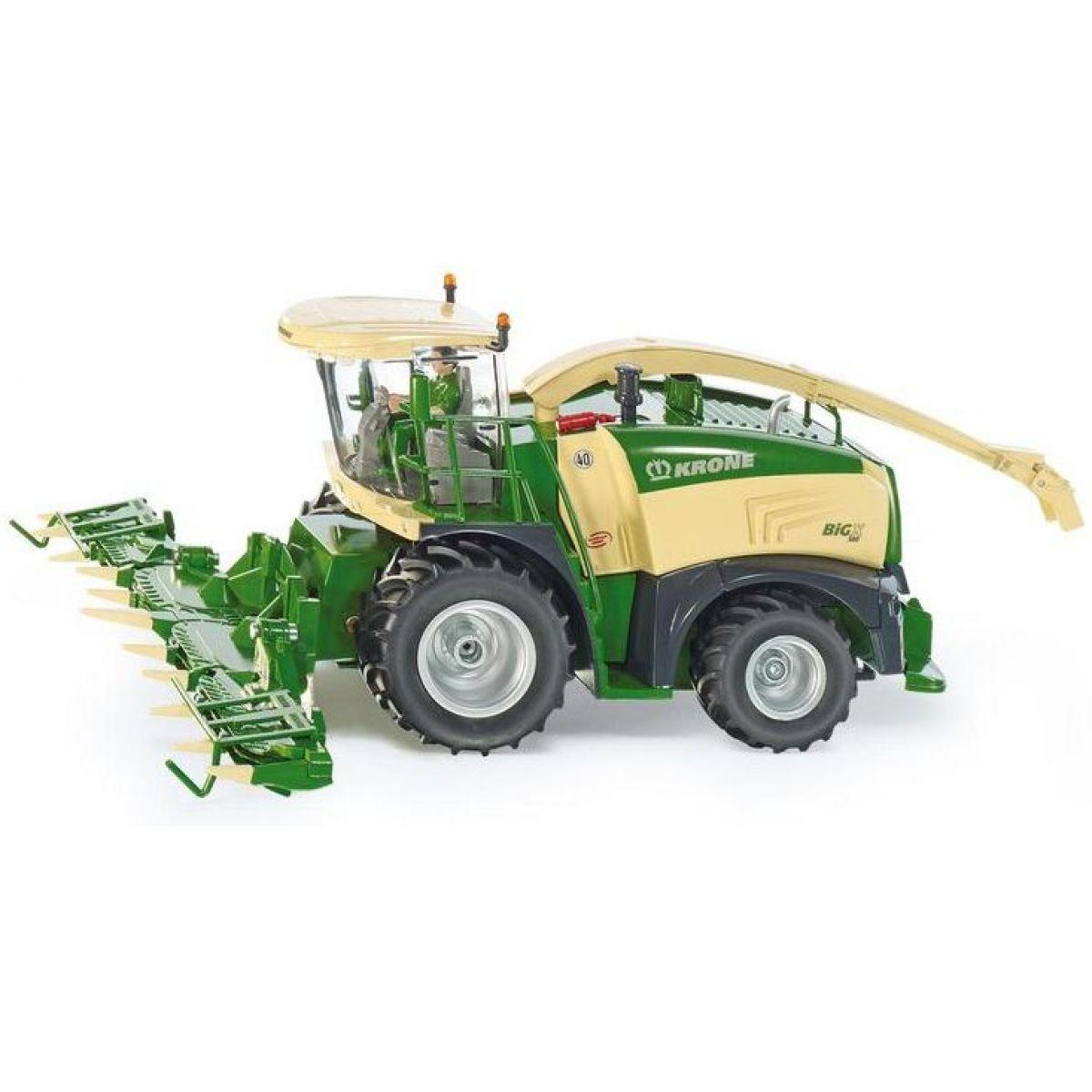Řezačka kukuřice Krone BIG X 580 SIKU 1:32 SIKU