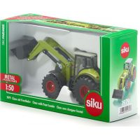 Siku Farmer 1979 Traktor Claas s předním nakladačem 1:50 6