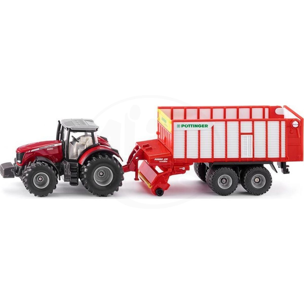 siku farmer traktor massey ferguson s jumbo p v sem 1 50. Black Bedroom Furniture Sets. Home Design Ideas