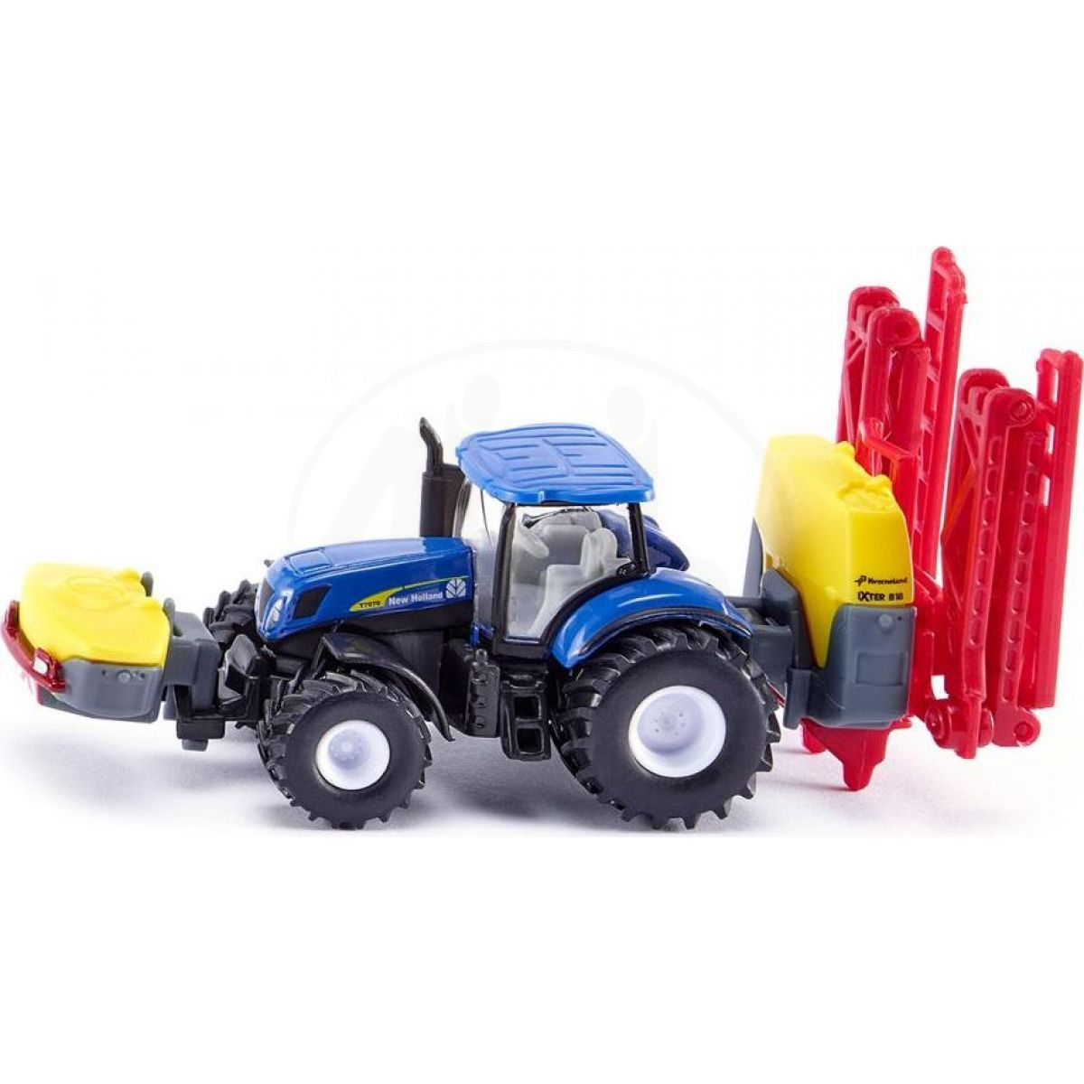 siku farmer traktor new holland s rozpra ova em 1 87 4kids. Black Bedroom Furniture Sets. Home Design Ideas