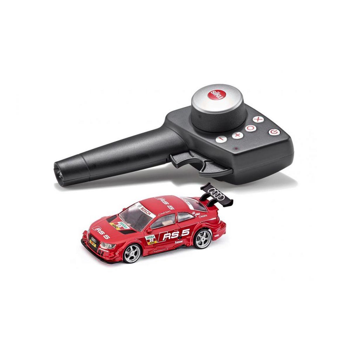 Siku Racing Audi RS5 s dálk. ovladačem a baterií 1:43
