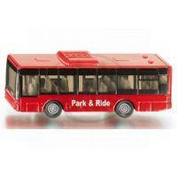 Siku 1021 Super Městský autobus červený