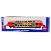 Siku Super 1791 dvojposchodový vlak 2