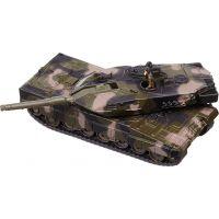 Siku Super Těžký transportér přepravující tank 1:87 3