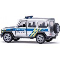 Siku super česká verzia polícia Mercedes AMG G65 2