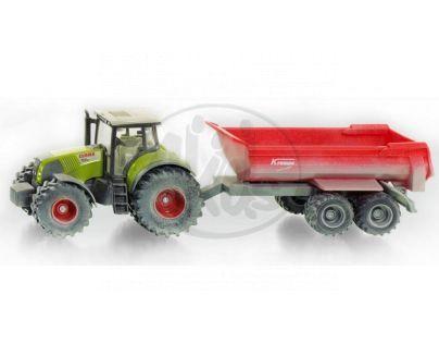 SIKU 3542 - Super - Traktor s přívěsem