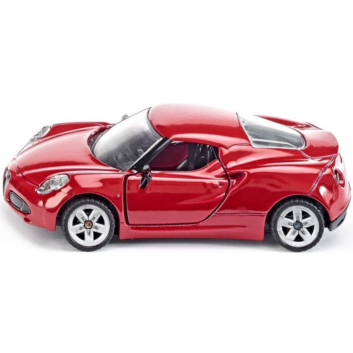 Siku Super Alfa Romeo 4C 1:55 - červené