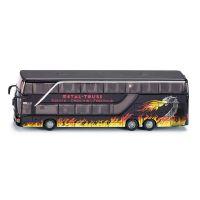 Siku Super Dvoupatrový turistický autobus 1:87