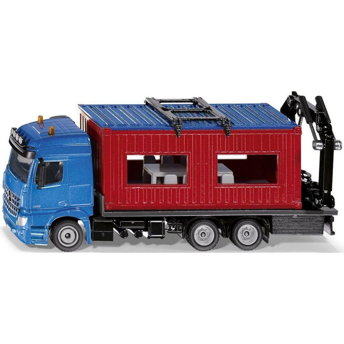 SIKU Super Kamion s kontejnerem 1:50