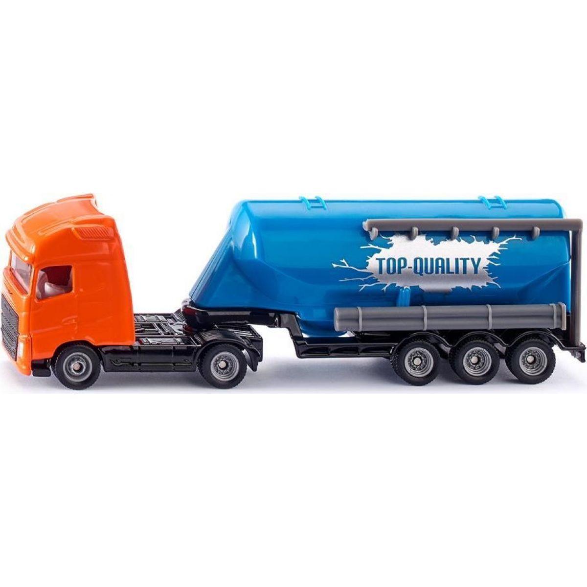 Siku Super kamion se silo přívěsem 1:87