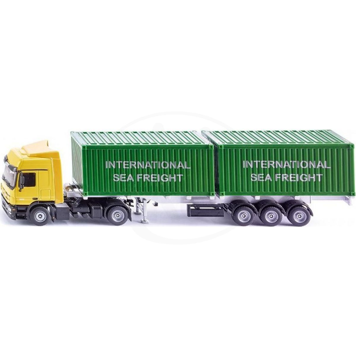 SIKU 3921 Super LKW kamion se 2 kontejnery 1:50