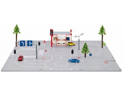 Siku World 5501 Startovací Set City a Dárek