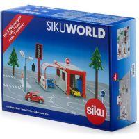 Siku World 5501 Štartovacie Set City a Darček 4