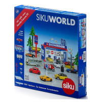 Siku World 5504 Autosalón 3