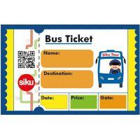Siku World 5509 autobusová zastávka 2