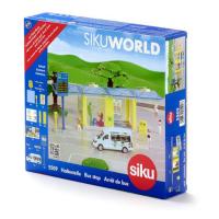Siku World 5509 autobusová zastávka 5