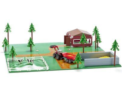 Siku World 5601 Startovací farmářský set a Dárek