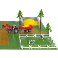 Siku World 5601 Startovací farmářský set a Dárek 4