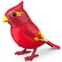 Silverlit DigiBirds Ptáček - Červená