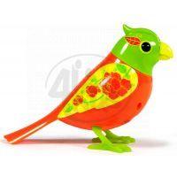 Silverlit DigiBirds Ptáček - Oranžová
