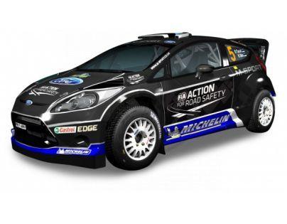 Silverlit 82438 - R/C auto Ford Fiesta M-Sport RS WRC (1:24)