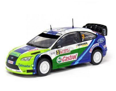 Silverlit 86063 - R/C auto Ford Focus RS WRC 2009 (1:16)