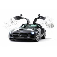 Silverlit 86074 - R/C auto Mercedes-Benz SLS AMG (iPhone,iPad)