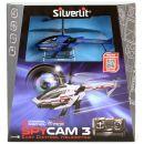 Silverlit RC Helikoptéra Spy Cam III - Modrá 4