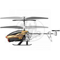 RC Vrtulník - Helikoptéra 2,4GHz Spy Cam II (s kamerou) 3