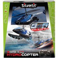 Silverlit RC Hydrokoptéra - Modrá 3