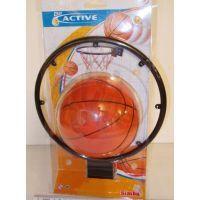 Simba Basketbalový koš s míčem 2