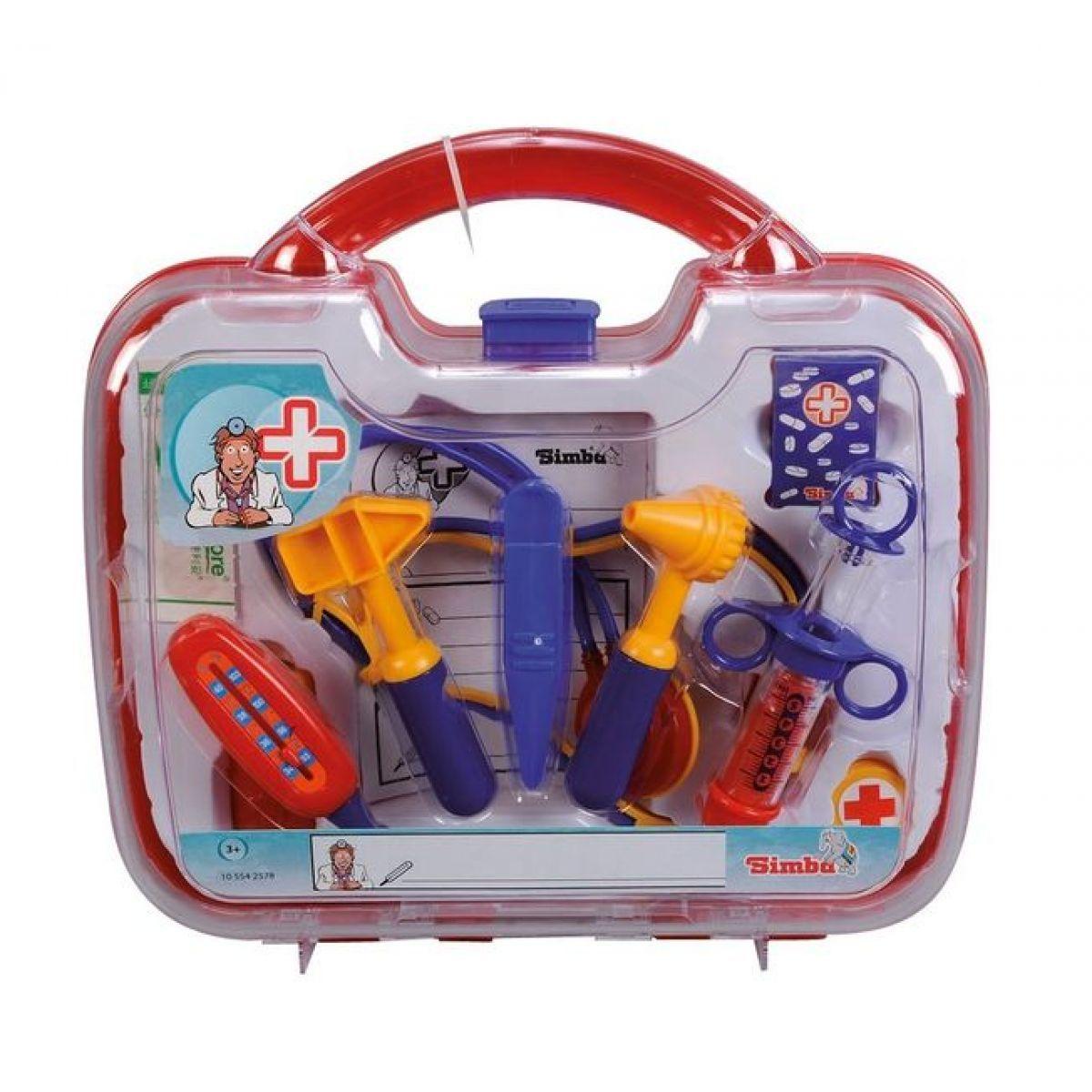 Simba Doktorský kufřík 10 dílů