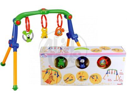 Simba S 4017284 - Dětská hrazdička s chrastítky