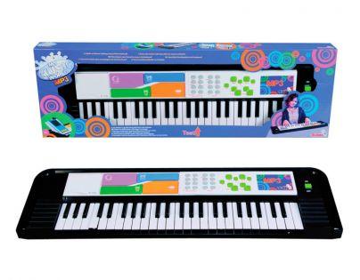 Simba Elektronické klávesy se vstupem pro MP3