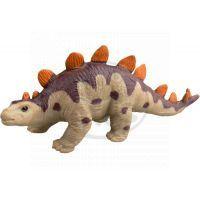 Simba Gumový strečový dinosaurus - Stegosaurus