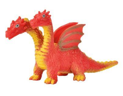 Simba Gumový strečový drak - Červený drak